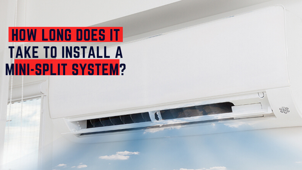 how long does it take to install a system banner